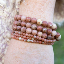 Load image into Gallery viewer, Lepidolite | Gemstone Bracelets