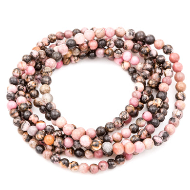 Rhodonite | Gemstone Bracelets