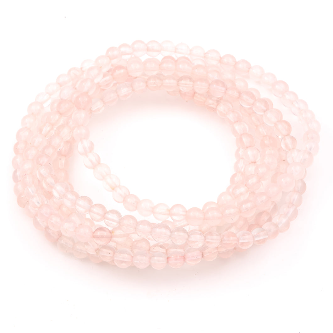Rose Quartz | Gemstone Bracelets