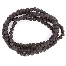 Load image into Gallery viewer, Handmade Lava Stone Gemstone Bracelets