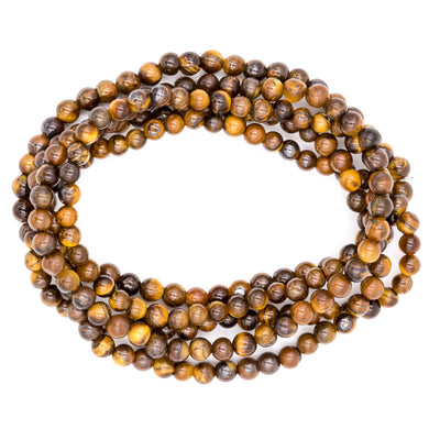 Tiger Eye | Gemstone Bracelets