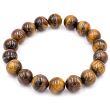 Load image into Gallery viewer, Tiger Eye | Men's Bracelets