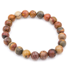 Load image into Gallery viewer, Picasso Jasper | Men's Bracelets