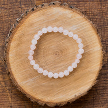 Load image into Gallery viewer, Rose Quartz | Gemstone Bracelets