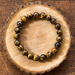 Tiger Eye | Men's Bracelets