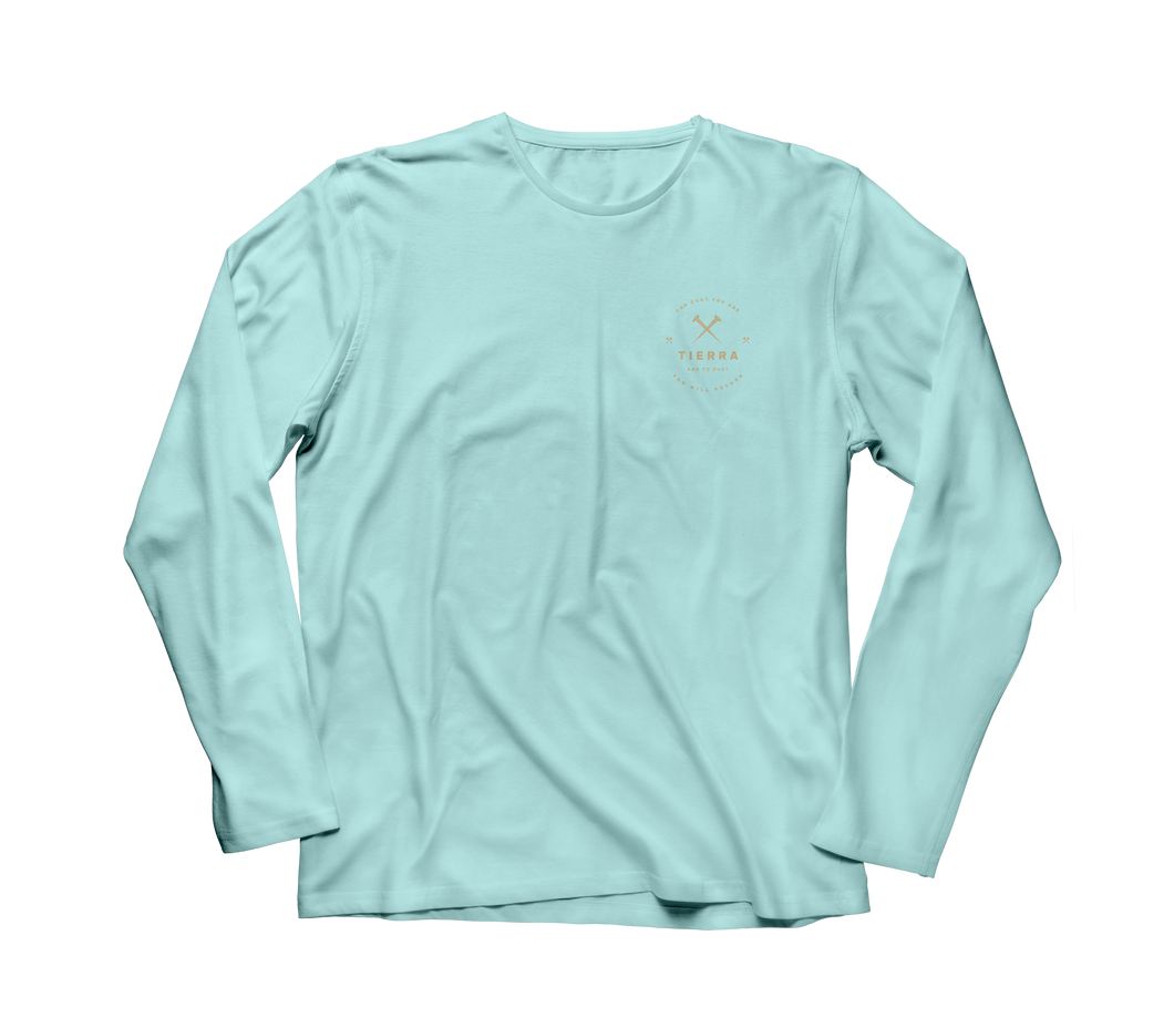 TIERRA LONG SLEEVE TUMBLEWEED