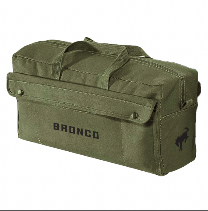 Bronco Mechanic Tool Bags