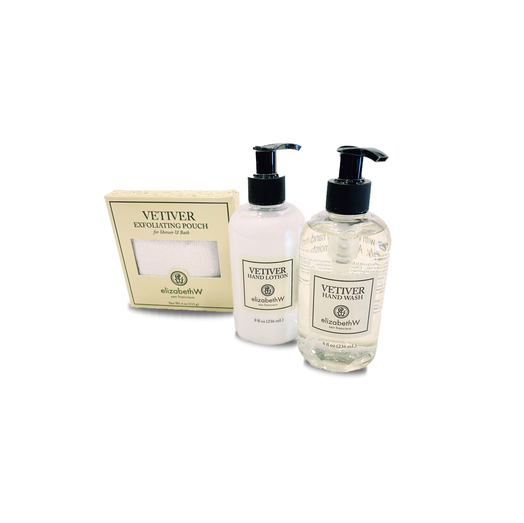 Vetiver Set