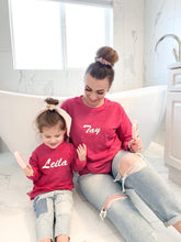 Load image into Gallery viewer, Personalized Lite Sweatshirt - Various Colors
