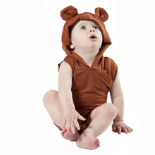 Load image into Gallery viewer, Bear Romper - Various Colors