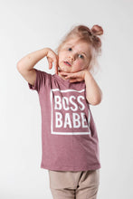 Load image into Gallery viewer, Boss Babe Tee - Various Colors