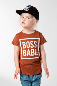 Boss Babe Tee - Various Colors