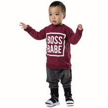 Load image into Gallery viewer, Boss Babe Sweatshirt - Various Colors