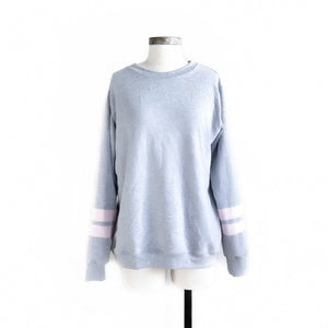 Striped Sweatshirt - Various Colors (Women's)