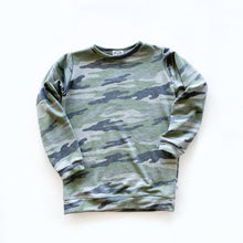 Load image into Gallery viewer, Camo Sweatshirt