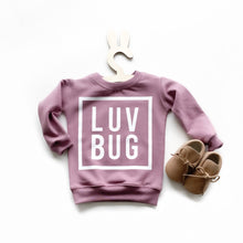 Load image into Gallery viewer, Luv Bug Sweatshirt - Various Colors