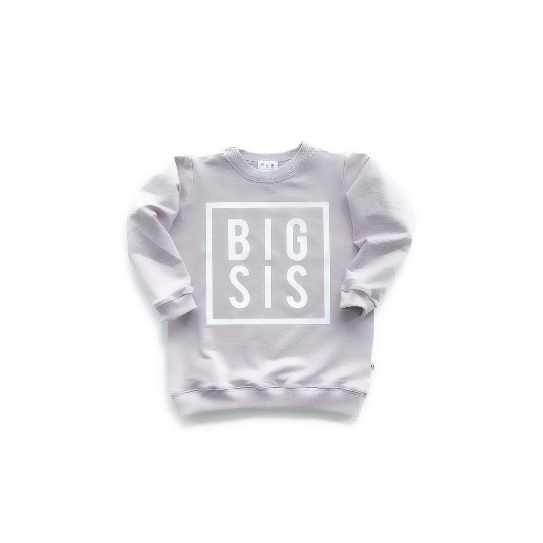 Big Sis / Lil Sis Lite Sweatshirt - Various Colors