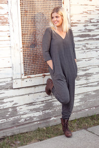 Fall Romper - Various Colors