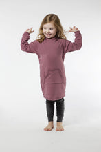 Load image into Gallery viewer, Fall Hoodie Dress - Various Colors