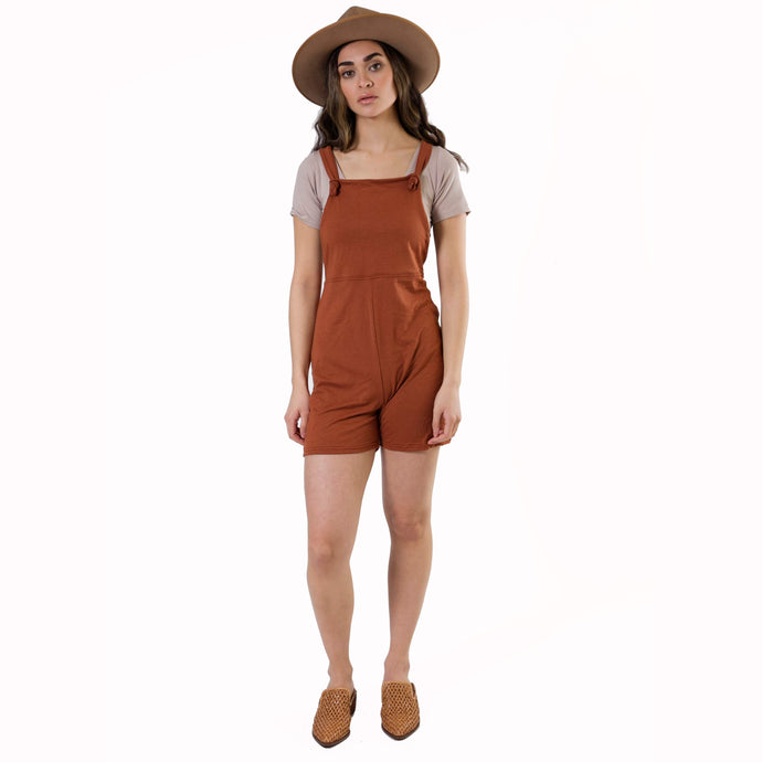 Knot Shortalls - Various Colors