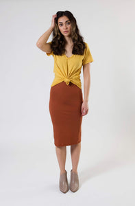 Pencil Skirt - Various Colors