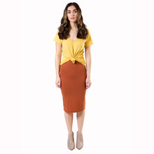 Load image into Gallery viewer, Pencil Skirt - Various Colors