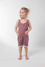 Load image into Gallery viewer, Rory Romper - Various Colors