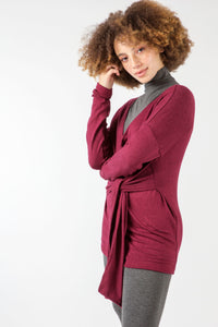 Wrap Sweater - Various Colors
