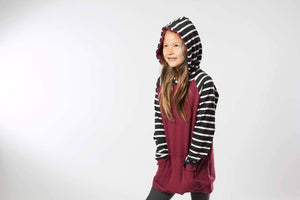 Candy Cane Hoodie - Various Colors