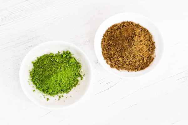 what is hojicha powder