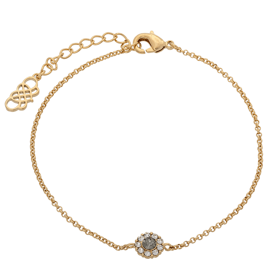 Petite Miss Sofia Bracelet - Black Diamond