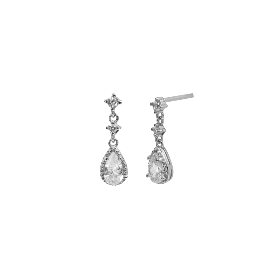 Bliss Silver Earrings