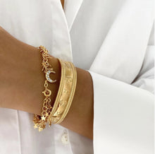 Starry Bracelet (14ct Gold Plated)