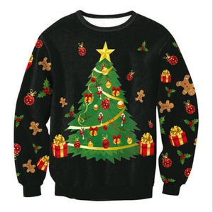 Ugly Christmas Sweater Series - Ornamental