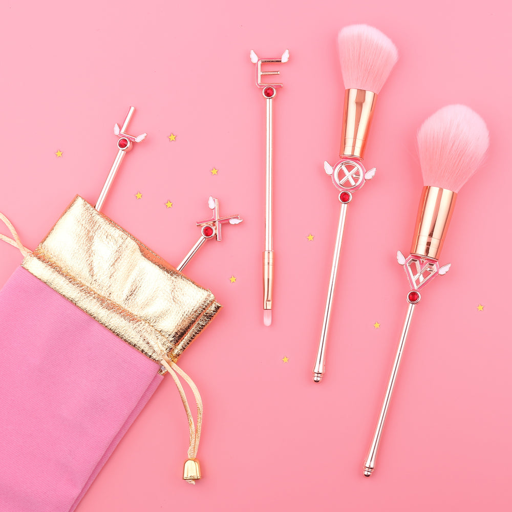 EXO Love Makeup Brushes