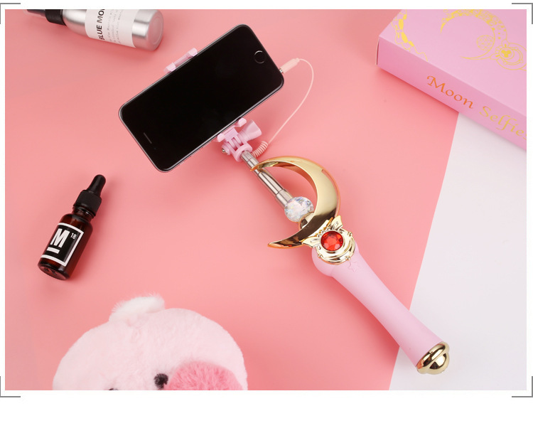 Sailor Scout Selfie Stick