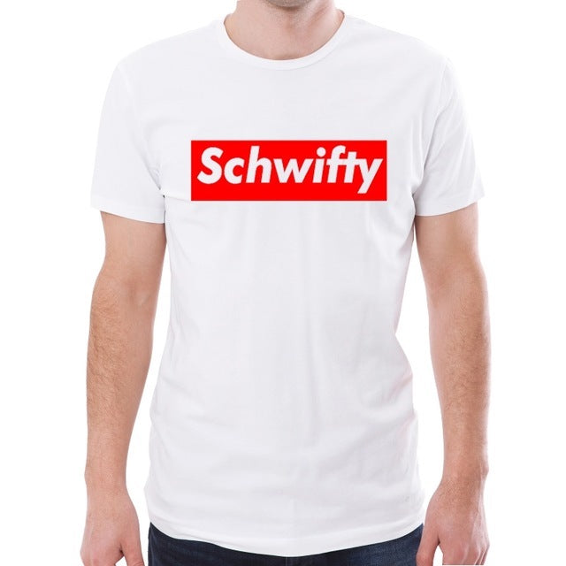 Rick and Morty T-Shirt - Schwifty