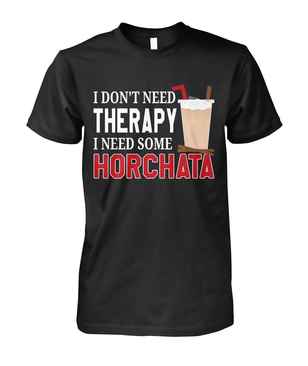 Horchata, Not Therapy
