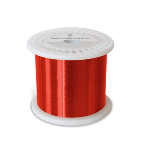 42 Single Polyurethane Nylon Red