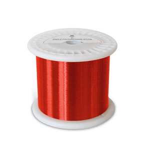 43 Single Polyurethane Nylon Red