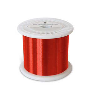44 Single Polyurethane Nylon Red