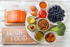 Brain Health: 4 Essential Brain Foods To Boost Your Brain Power and Focus