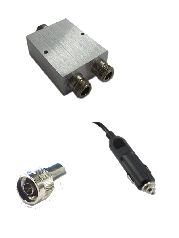 Accessories - Splitters, Adapters, Power Supplies/leads,