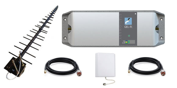 Cel-Fi GO Mobile Phone Booster - Building LPDA Pack