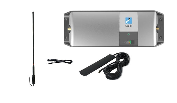 Promotional Cel-Fi GO Mobile Booster for Trucks /  4WDs / Cars| Edge Antenna - Trade