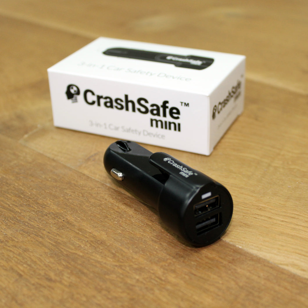 CrashSafe Mini Fourth of July Sale $14.99/ea