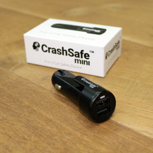 CrashSafe Mini - Buy (2) + Get (1) FREE