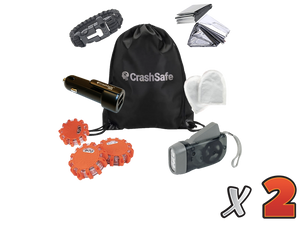 CrashSafe Bundle - Buy (1) + Get (1) 50% OFF