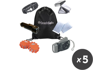 CrashSafe Life Kit - Buy 3 + Get 2 FREE