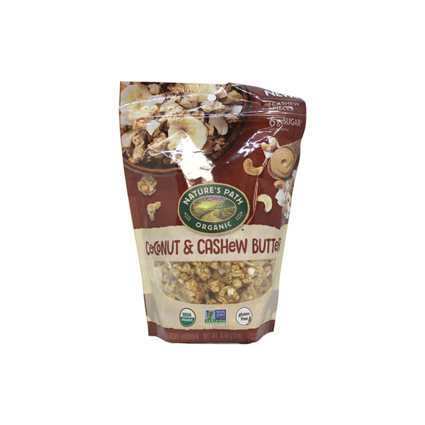 Granola Love Crunch con Coco y Nuez de la India